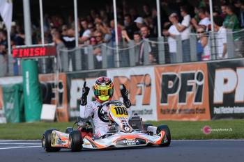 SEPTEMBER: Cik-Fia European Champion in KF